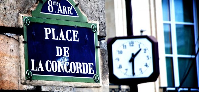 LES PLACES I JARDINS DEL CENTRE: Madeleine, Concorde i jardins de les Tuileries