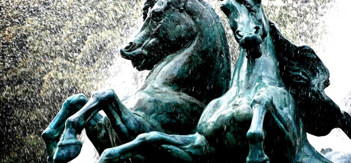 LA FRESCOR DEL COLOR VERD: Barri llatí i Montparnasse