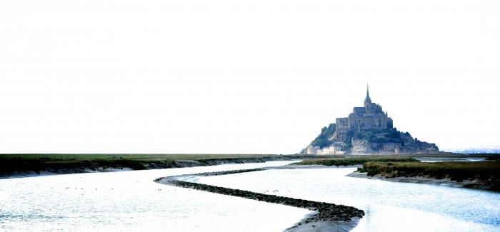 França: le Mont Saint Michel